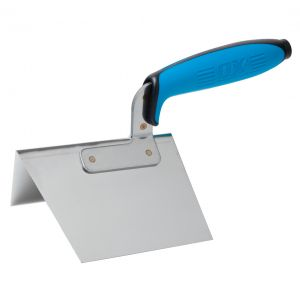 Image for PRO DRY WALL EXTERNAL CORNER TROWEL 100 X 125MM
