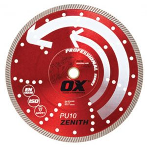 Image for DISQUE DIAMANT PROFESSIONNAL UNIVERSEL DUR PU10 SUPERFAST