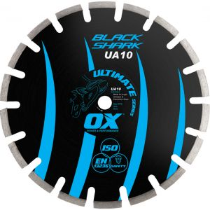 Image for DISQUE DIAMANT ULTIMATE ASPHALTE UA10 BLACK SHARK