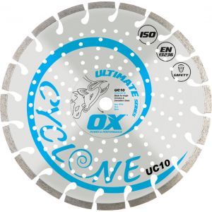 Image for DISQUE DIAMANT ULTIMATE BETON UC10 CYCLONE