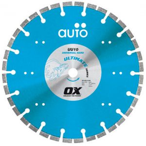 Image for DISQUE DIAMANT ULTIMATE BETON UU10 AUTO SILENCIEUX