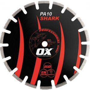 Image for DISQUE DIAMANT PROFESSIONNAL ASPHALTE PA10 SHARK