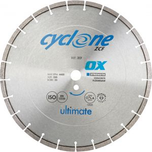 Image for DISQUE DIAMANT ULTIMATE SCIE A SOL BETON UCF
